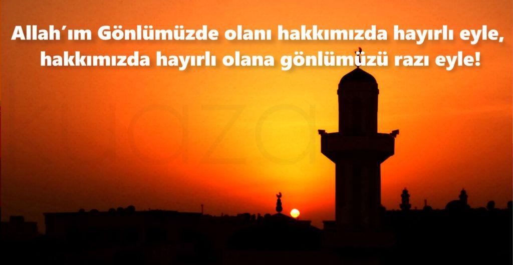 Allahım Gönlümüzde olanı hakkımızda hayırlı eyle hakkımızda hayırlı olana gönlümüzü razı eyle 1024x529 - Dua İle İlgili Sözler - Resimli Kısa Dualar, guzel-sozler, dini-sozler