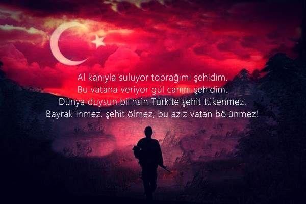 Al kanıyla suluyor toprağı şehidim.. - Türk Ve Türkiye İle İlgili Resimli Sözler - Türk Ve Türkiye ile ilgili sözler, guzel-sozler