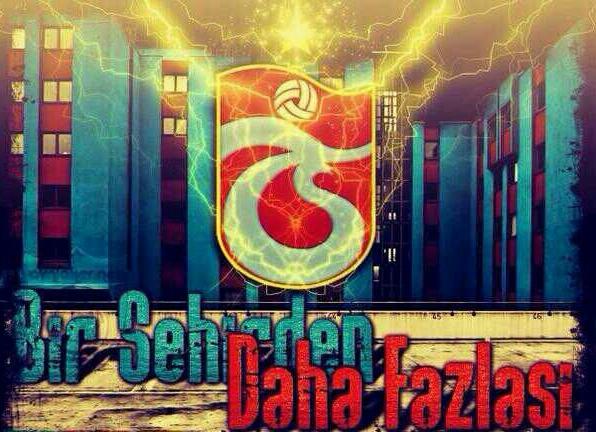 Bir Şehirden daha fazlası - Trabzonspor İle İlgili Resimli Sözler - Trabzonspor Sözleri Ve Kareografileri, resimli-sozler