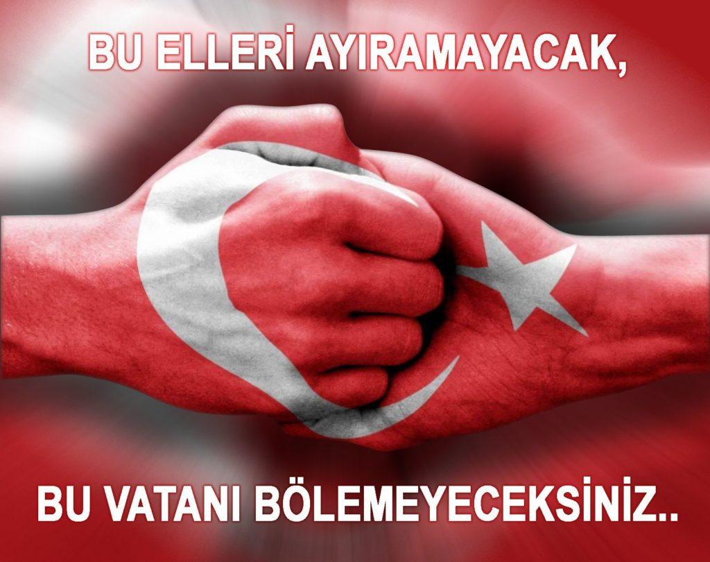 Bu elleri ayıramayacak bu vatanı bölemeyeceksiniz 1024x810 - Türk Ve Türkiye İle İlgili Resimli Sözler - Türk Ve Türkiye ile ilgili sözler, guzel-sozler