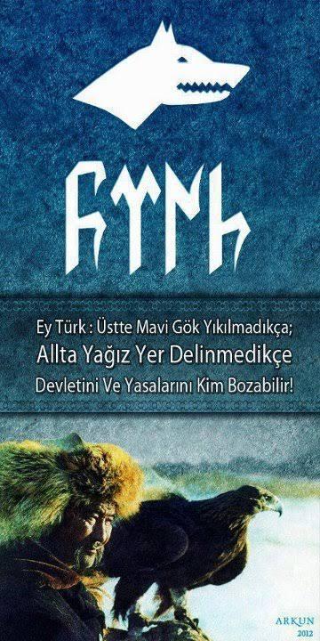Ey Türk - Ülkücü İle İlgili Resimli Sözler - Ülkücü Sözleri, Milliyetçilik, Türk Sözleri, resimli-sozler, populer-sozler, mesajlar, anlamli-sozler