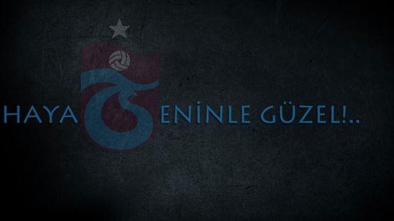 Hayat seninle güzel - Trabzonspor İle İlgili Resimli Sözler - Trabzonspor Sözleri Ve Kareografileri, resimli-sozler
