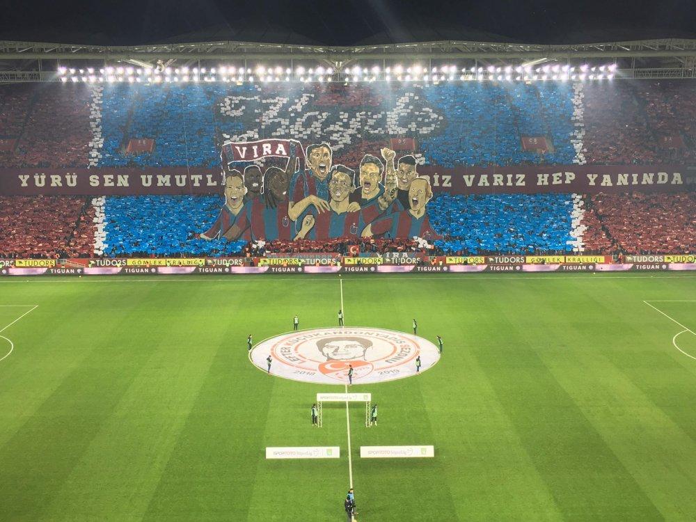 Trabzonspor Kareografisi - Trabzonspor İle İlgili Resimli Sözler - Trabzonspor Sözleri Ve Kareografileri, resimli-sozler