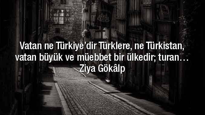 Vatan ne Türkiyedir Türklere ne Türkistan vatan büyük ve müebbet bir ülkedir turan - Ülkücü İle İlgili Resimli Sözler - Ülkücü Sözleri, Milliyetçilik, Türk Sözleri, resimli-sozler, populer-sozler, mesajlar, anlamli-sozler
