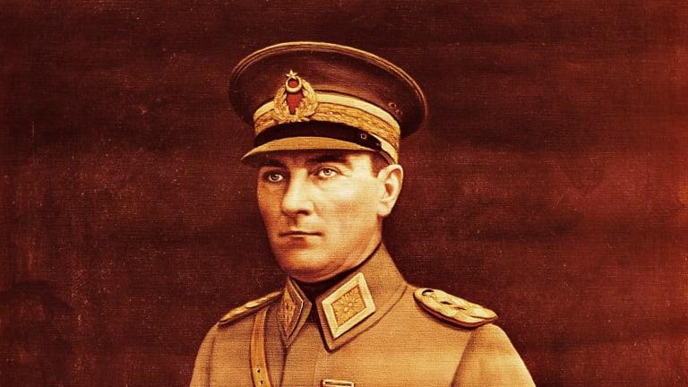 Çağdaş bir cumhuriyet kurmak demek milletin insanca yaşamasını bilmesi insanca yaşamanın neye bağlı olduğunu öğrenmesi demektir. - Mustafa Kemal Atatürk Resimli Sözler - Atatürk Sözleri Ve Fotoğraf Arşivi, unlu-sozleri, guzel-sozler