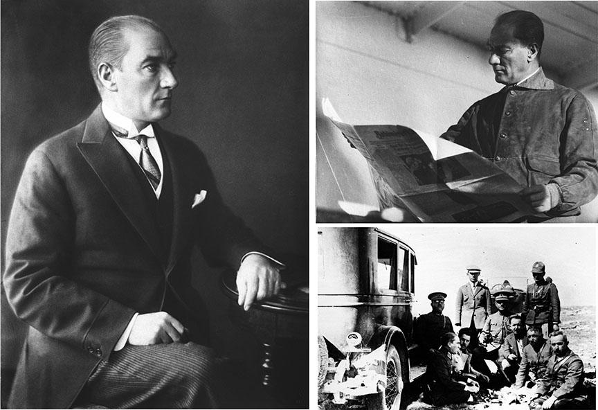 Hürriyet ve bağımsızlık benim karakterimdir. Ben milletimin ve büyük ecdadımın en kıymetli mirasından olan bağımsızlık aşkı ile yaratılmış bir adamım. - Mustafa Kemal Atatürk Resimli Sözler - Atatürk Sözleri Ve Fotoğraf Arşivi, unlu-sozleri, guzel-sozler