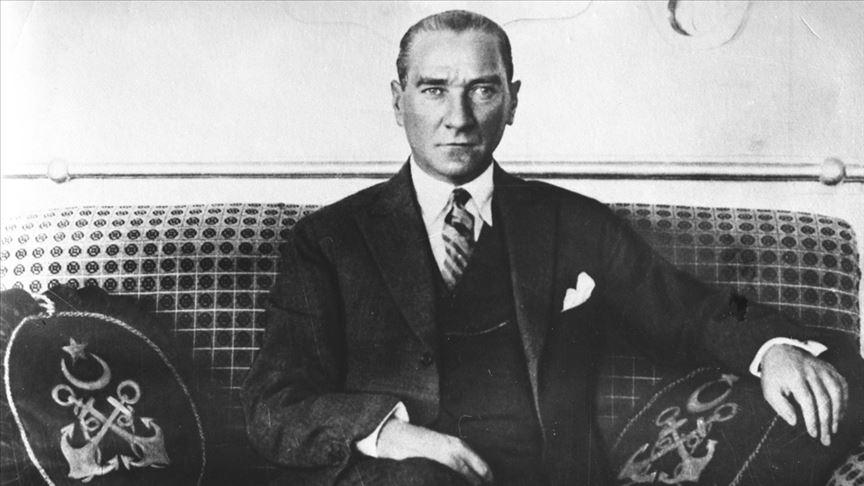 Hayatı ve özgürlüğü için ölümü göze alan bir millet asla yenilmez - Mustafa Kemal Atatürk Resimli Sözler - Atatürk Sözleri Ve Fotoğraf Arşivi, unlu-sozleri, guzel-sozler