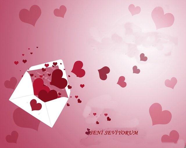Seni seviyorum - 14 Şubat Sevgililer Günü Mesajları Resimli - Sevgililer Günü Mesajları, resimli-sozler, guzel-sozler, ask-sozleri, anlamli-sozler