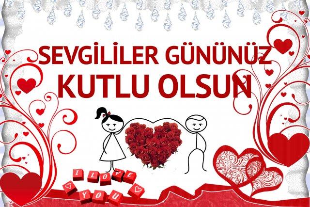 Sevgililer gününüz kutlu olsun - 14 Şubat Sevgililer Günü Mesajları Resimli - Sevgililer Günü Mesajları, resimli-sozler, guzel-sozler, ask-sozleri, anlamli-sozler