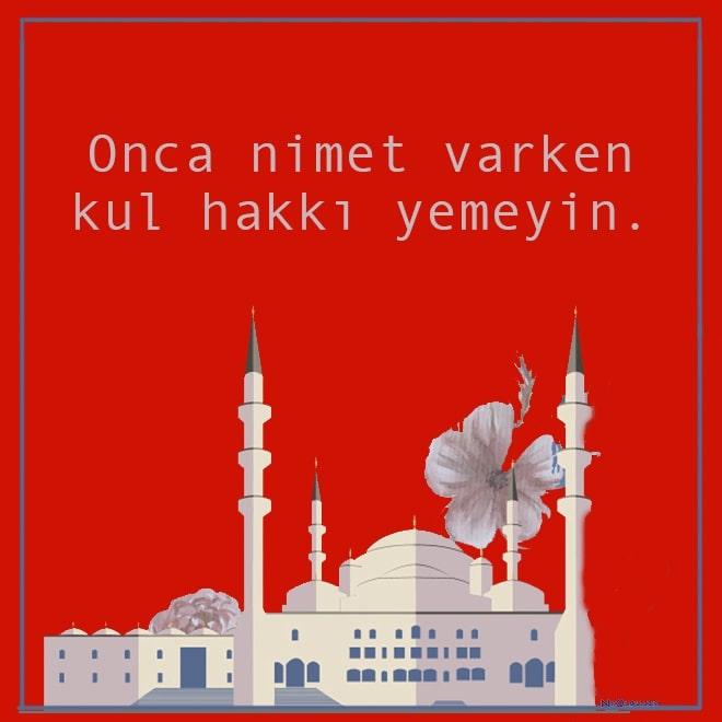 İslami Dini Resimli Sözler 12 - İslami Ve Dini Sözler - Anlamlı, Etkileyici İslam Ve Din İle İlgili Sözler, resimli-sozler, guzel-sozler, anlamli-sozler