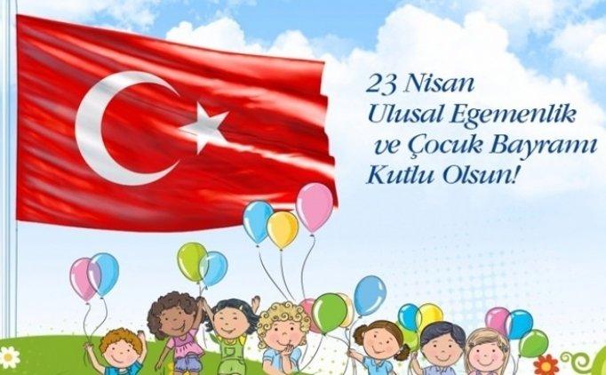 23 Nisan Ulusal Egemenlik Ve Çocuk Bayramı 23 Nisan Sözleri 21 - 23 Nisan İle İlgili Resimli Sözler - 23 Nisan Çocuk Bayramı Mesajları, resimli-sozler, ozel-gunler-sozleri, guzel-sozler