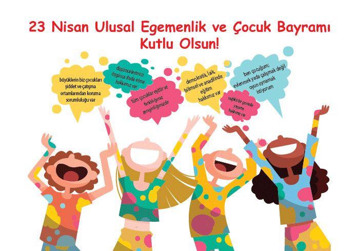 23 Nisan Ulusal Egemenlik Ve Çocuk Bayramı 23 Nisan Sözleri 27 - 23 Nisan İle İlgili Resimli Sözler - 23 Nisan Çocuk Bayramı Mesajları, resimli-sozler, ozel-gunler-sozleri, guzel-sozler