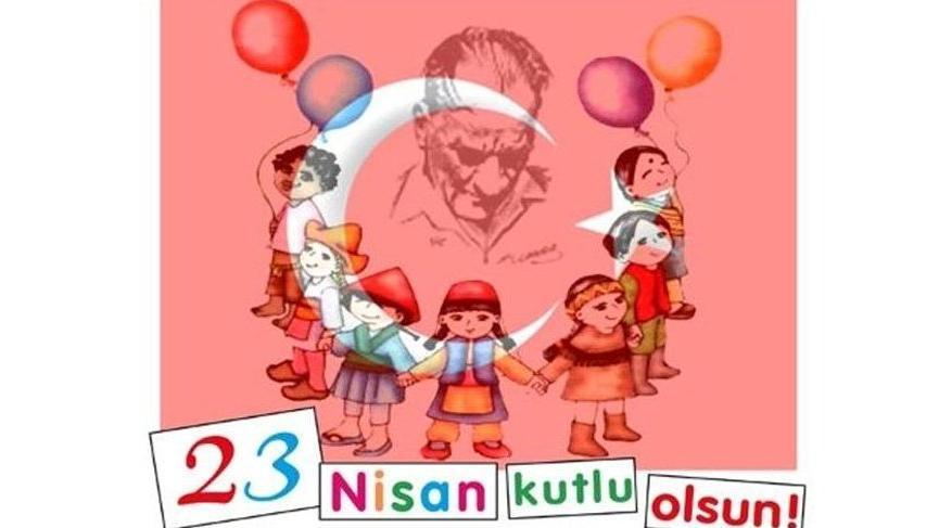 23 Nisan Ulusal Egemenlik Ve Çocuk Bayramı 23 Nisan Sözleri 5 - 23 Nisan İle İlgili Resimli Sözler - 23 Nisan Çocuk Bayramı Mesajları, resimli-sozler, ozel-gunler-sozleri, guzel-sozler