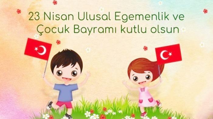 23 Nisan Ulusal Egemenlik Ve Çocuk Bayramı 23 Nisan Sözleri 6 - 23 Nisan İle İlgili Resimli Sözler - 23 Nisan Çocuk Bayramı Mesajları, resimli-sozler, ozel-gunler-sozleri, guzel-sozler
