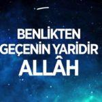 Allah İle İlgili Resimli Sözler – Allah Aşkı, Sevgisi, Korkusu İle İlgili Sözler – 10