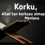 Allah İle İlgili Resimli Sözler – Allah Aşkı, Sevgisi, Korkusu İle İlgili Sözler – 30