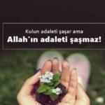 Allah İle İlgili Resimli Sözler – Allah Aşkı, Sevgisi, Korkusu İle İlgili Sözler – 8