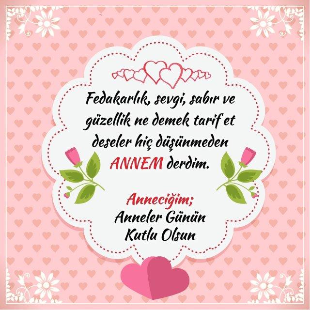 Anneler Günü Kutlama Mesajları Anne İle İlgili Sözler 20 - Anneler Günü - Anneler Günü Kutlama Mesajları, Anne İle İlgili Sözler, resimli-sozler, ozel-gunler-sozleri, mesajlar, guzel-sozler