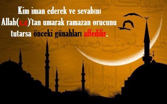 Ramazan Ayı İle İlgili Resimli Sözler Ramazan Ayı Hadisleri Mesajları 17 - Ramazan Ayı Ve Oruç İle İlgili Resimli Sözler - Ramazan Ayı Mesajları, resimli-sozler, ozel-gunler-sozleri, guzel-sozler