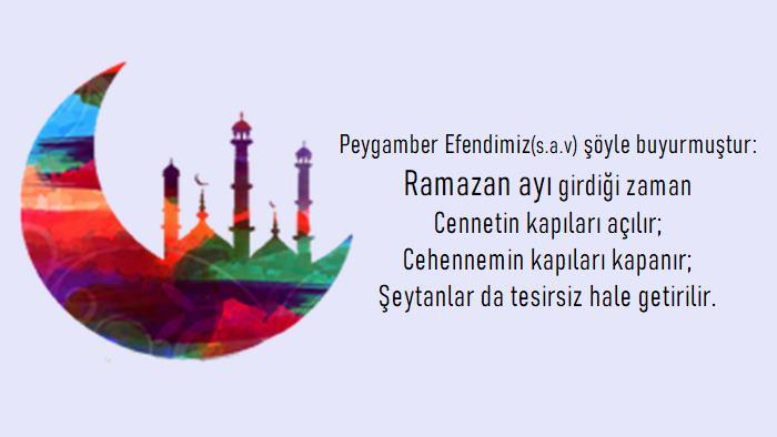 Ramazan Ayı İle İlgili Resimli Sözler Ramazan Ayı Hadisleri Mesajları 34 - Ramazan Ayı Ve Oruç İle İlgili Resimli Sözler - Ramazan Ayı Mesajları, resimli-sozler, ozel-gunler-sozleri, guzel-sozler