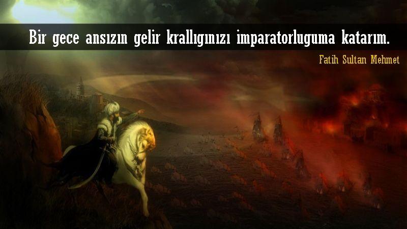 İstanbulun Fethi İle İlgili Resimli Sözler Kutlama Mesajları 20 - İstanbul'un Fethi İle İlgili Resimli Sözler, Mesajlar - 1453 İstanbul Fethi, resimli-sozler