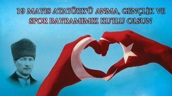 19 Mayıs İle İlgili Resimli Sözler Kutlama Mesajları 19 Mayıs Atatürkü Anma Gençlik Ve Spor Bayramı 12 - 19 Mayıs İle İlgili Resimli Sözler, Kutlama Mesajları - 19 Mayıs Sözleri, resimli-sozler, guzel-sozler