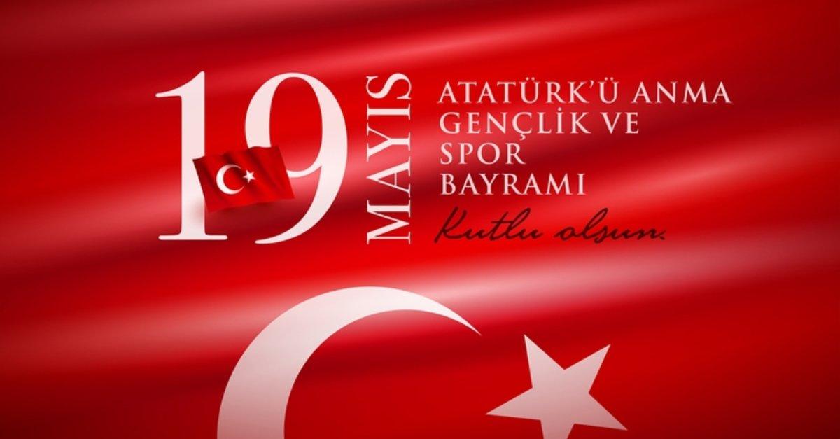 19 Mayıs İle İlgili Resimli Sözler Kutlama Mesajları 19 Mayıs Atatürkü Anma Gençlik Ve Spor Bayramı 17 - 19 Mayıs İle İlgili Resimli Sözler, Kutlama Mesajları - 19 Mayıs Sözleri, resimli-sozler, guzel-sozler