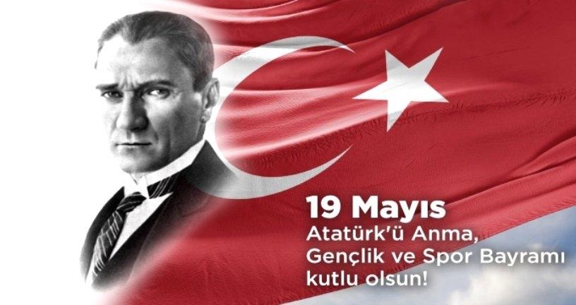 19 Mayıs İle İlgili Resimli Sözler Kutlama Mesajları 19 Mayıs Atatürkü Anma Gençlik Ve Spor Bayramı 19 - 19 Mayıs İle İlgili Resimli Sözler, Kutlama Mesajları - 19 Mayıs Sözleri, resimli-sozler, guzel-sozler
