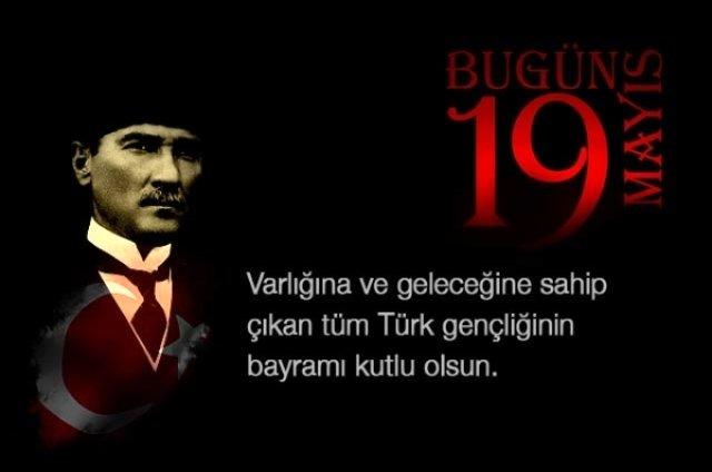 19 Mayıs İle İlgili Resimli Sözler Kutlama Mesajları 19 Mayıs Atatürkü Anma Gençlik Ve Spor Bayramı 3 - 19 Mayıs İle İlgili Resimli Sözler, Kutlama Mesajları - 19 Mayıs Sözleri, resimli-sozler, guzel-sozler