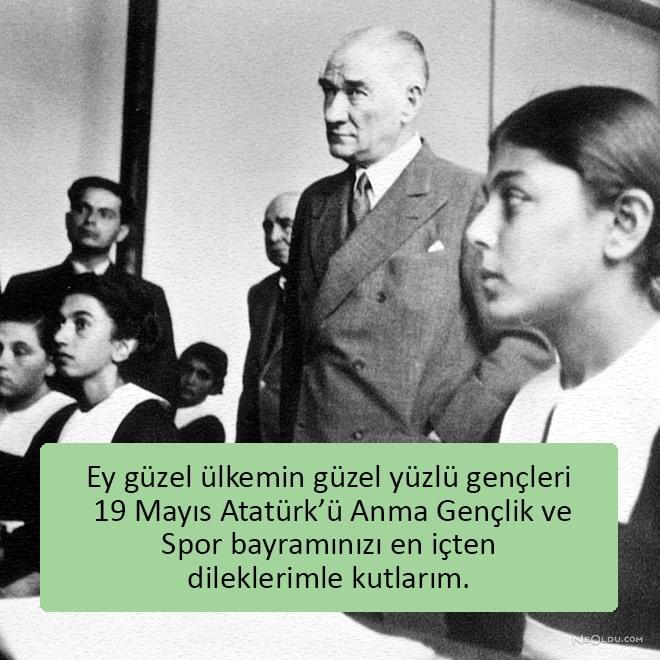 19 Mayıs İle İlgili Resimli Sözler Kutlama Mesajları 19 Mayıs Atatürkü Anma Gençlik Ve Spor Bayramı 34 - 19 Mayıs İle İlgili Resimli Sözler, Kutlama Mesajları - 19 Mayıs Sözleri, resimli-sozler, guzel-sozler