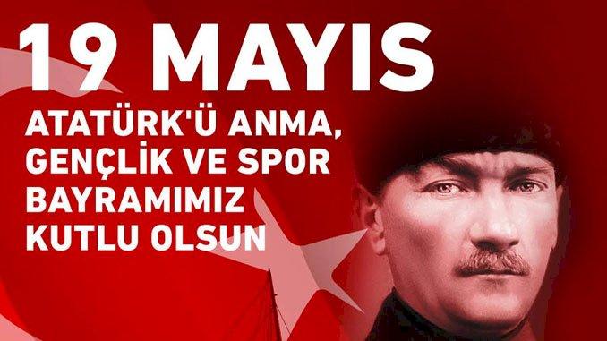 19 Mayıs İle İlgili Resimli Sözler Kutlama Mesajları 19 Mayıs Atatürkü Anma Gençlik Ve Spor Bayramı 35 - 19 Mayıs İle İlgili Resimli Sözler, Kutlama Mesajları - 19 Mayıs Sözleri, resimli-sozler, guzel-sozler