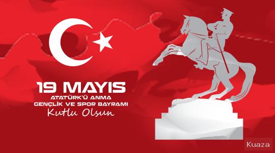 19 Mayıs İle İlgili Resimli Sözler Kutlama Mesajları 19 Mayıs Atatürkü Anma Gençlik Ve Spor Bayramı 48 - 19 Mayıs İle İlgili Resimli Sözler, Kutlama Mesajları - 19 Mayıs Sözleri, resimli-sozler, guzel-sozler