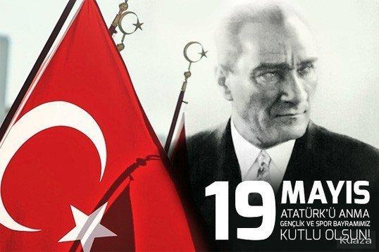 19 Mayıs İle İlgili Resimli Sözler Kutlama Mesajları 19 Mayıs Atatürkü Anma Gençlik Ve Spor Bayramı 54 - 19 Mayıs İle İlgili Resimli Sözler, Kutlama Mesajları - 19 Mayıs Sözleri, resimli-sozler, guzel-sozler