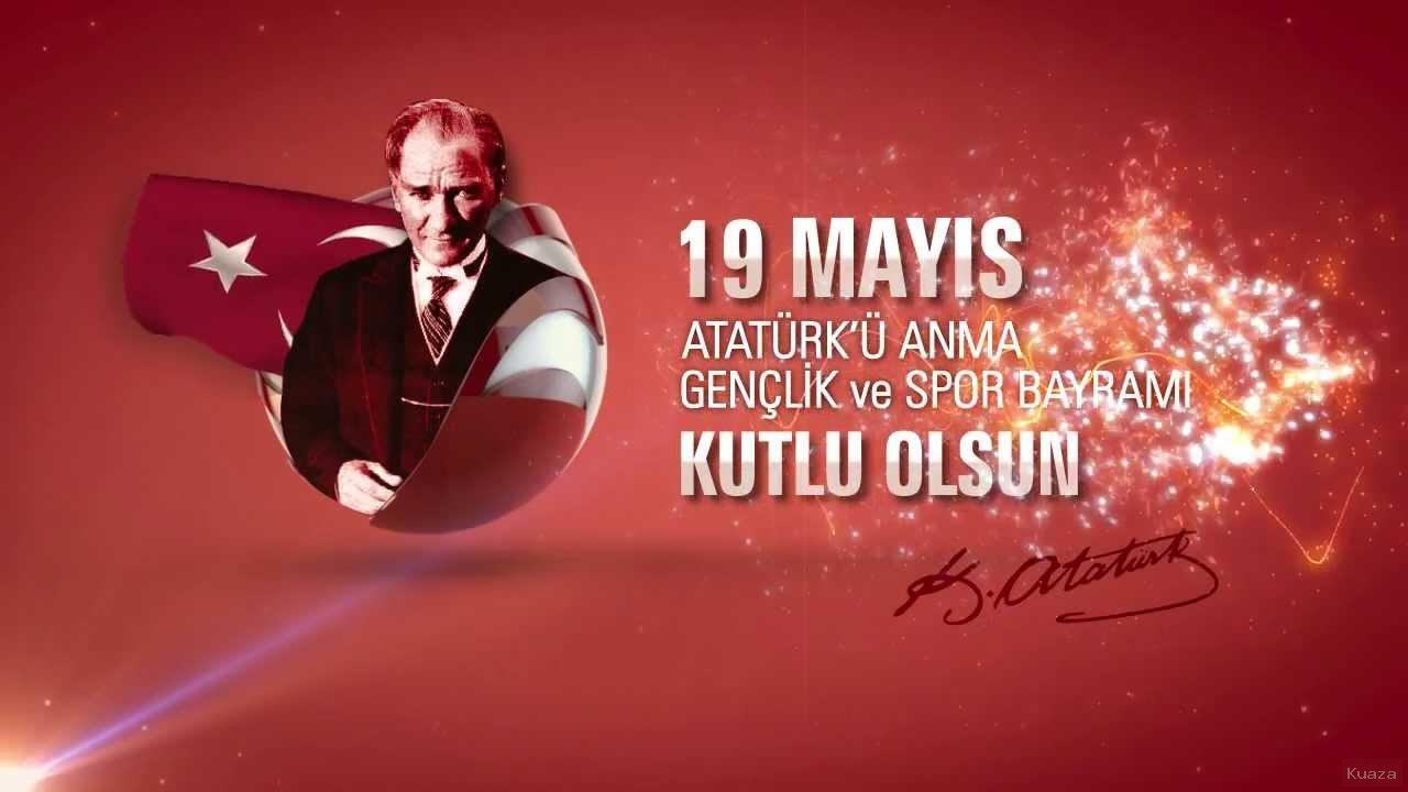 19 Mayıs İle İlgili Resimli Sözler Kutlama Mesajları 19 Mayıs Atatürkü Anma Gençlik Ve Spor Bayramı 55 - 19 Mayıs İle İlgili Resimli Sözler, Kutlama Mesajları - 19 Mayıs Sözleri, resimli-sozler, guzel-sozler