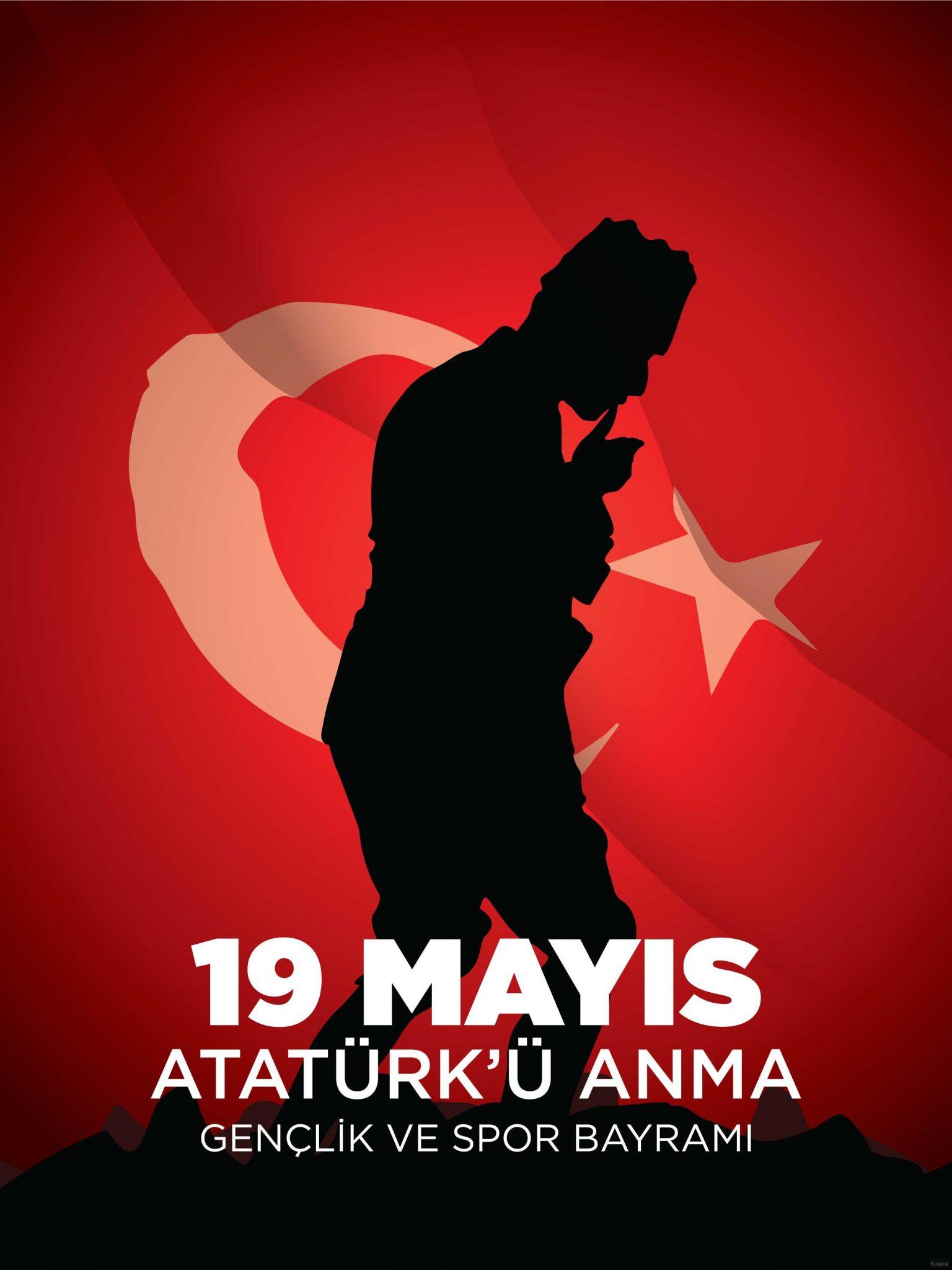19 Mayıs İle İlgili Resimli Sözler Kutlama Mesajları 19 Mayıs Atatürkü Anma Gençlik Ve Spor Bayramı 57 - 19 Mayıs İle İlgili Resimli Sözler, Kutlama Mesajları - 19 Mayıs Sözleri, resimli-sozler, guzel-sozler