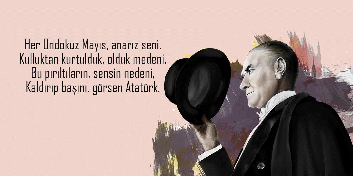 19 Mayıs İle İlgili Resimli Sözler Kutlama Mesajları 19 Mayıs Atatürkü Anma Gençlik Ve Spor Bayramı 7 - 19 Mayıs İle İlgili Resimli Sözler, Kutlama Mesajları - 19 Mayıs Sözleri, resimli-sozler, guzel-sozler
