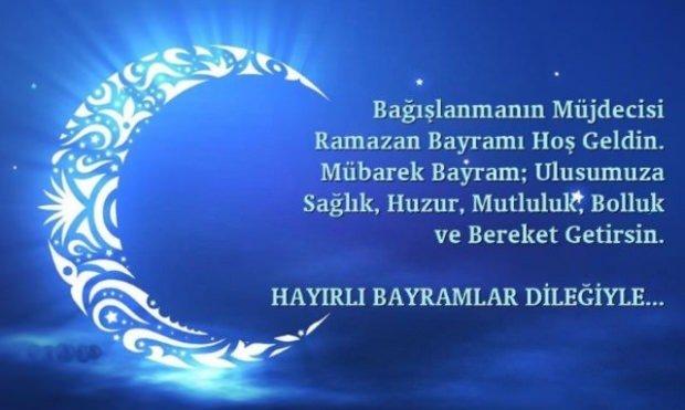 Bağışlanmanın müjdecisi Ramazan Bayramı Hoşgeldin.. - Ramazan Bayramı İle İlgili Resimli Kutlama Mesajları Ve Sözleri, resimli-sozler