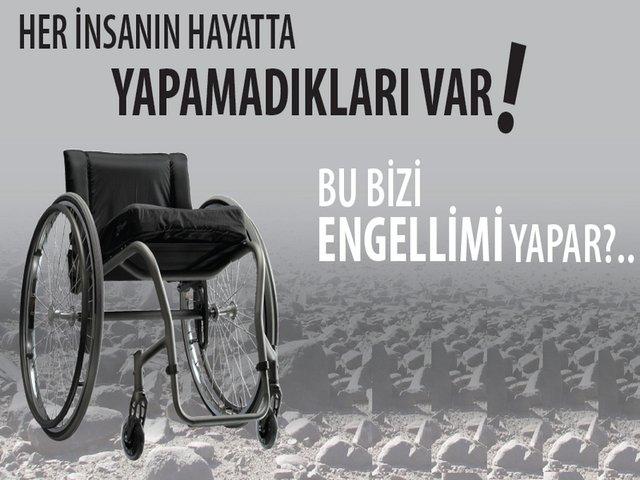 Engelliler İle İlgili Resimli Sözler Engelliler Haftası 13 - 10-16 Mayıs Dünya Engelliler Haftası - Engelliler İle İlgili Resimli Sözler, resimli-sozler, mesajlar, anlamli-sozler