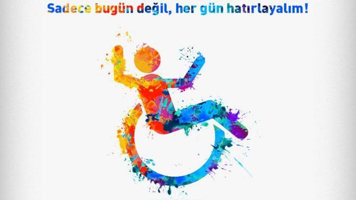 Engelliler İle İlgili Resimli Sözler Engelliler Haftası 15 - 10-16 Mayıs Dünya Engelliler Haftası - Engelliler İle İlgili Resimli Sözler, resimli-sozler, mesajlar, anlamli-sozler
