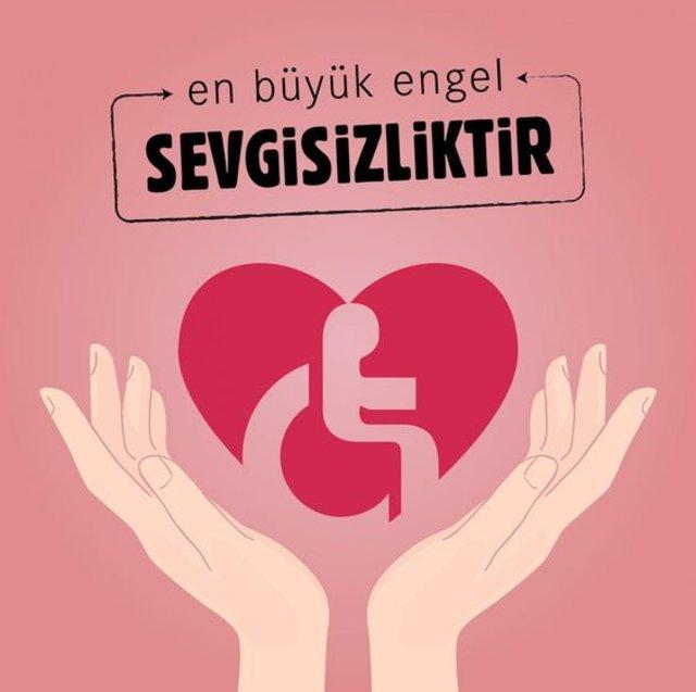 Engelliler İle İlgili Resimli Sözler Engelliler Haftası 16 - 10-16 Mayıs Dünya Engelliler Haftası - Engelliler İle İlgili Resimli Sözler, resimli-sozler, mesajlar, anlamli-sozler