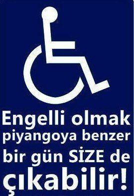Engelliler İle İlgili Resimli Sözler Engelliler Haftası 6 - 10-16 Mayıs Dünya Engelliler Haftası - Engelliler İle İlgili Resimli Sözler, resimli-sozler, mesajlar, anlamli-sozler