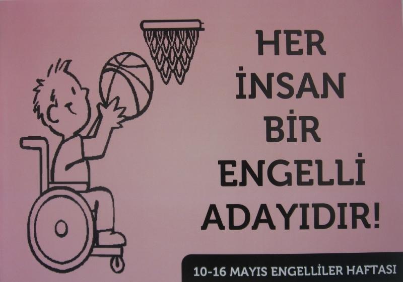 Engelliler İle İlgili Resimli Sözler Engelliler Haftası 8 - 10-16 Mayıs Dünya Engelliler Haftası - Engelliler İle İlgili Resimli Sözler, resimli-sozler, mesajlar, anlamli-sozler