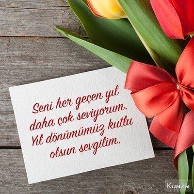 Evlilik Yıldönümü Mesajları 100lerce Yeni Evlilik Yıldönümü Mesajları 13 - Resimli Evlilik Yıldönümü Mesajları - Duygusal Evlilik Yıldönümü Mesajları, resimli-sozler