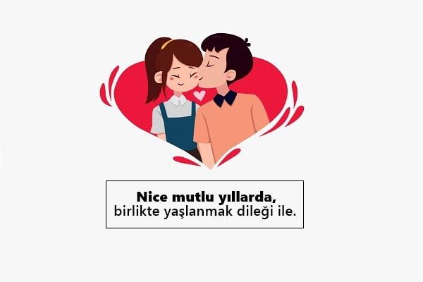 Evlilik Yıldönümü Mesajları 100lerce Yeni Evlilik Yıldönümü Mesajları 15 - Resimli Evlilik Yıldönümü Mesajları - Duygusal Evlilik Yıldönümü Mesajları, resimli-sozler