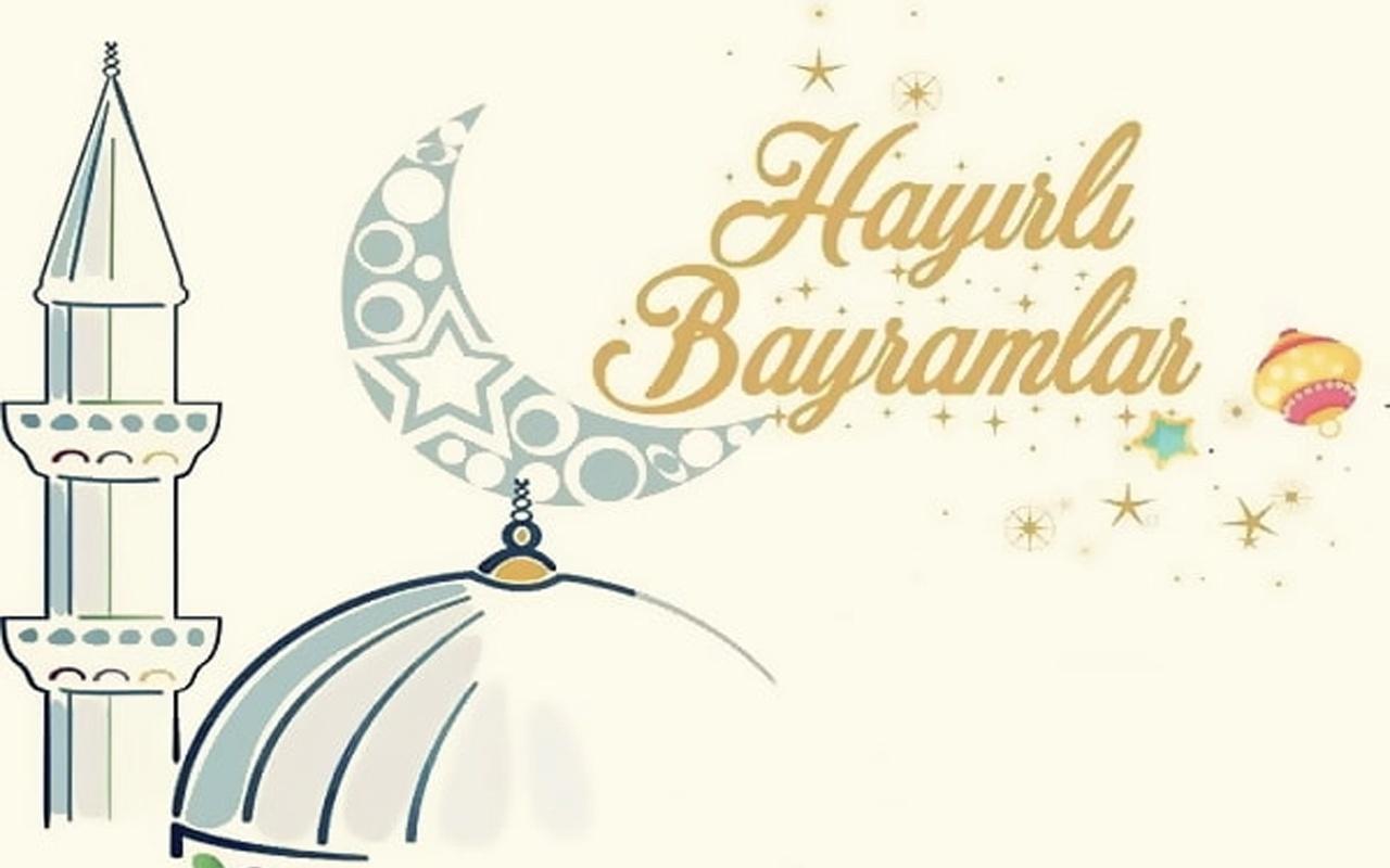 Hayırlı Bayramlar - Ramazan Bayramı İle İlgili Resimli Kutlama Mesajları Ve Sözleri, resimli-sozler