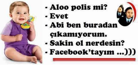 Alo Polis Mi.. Komik Facebook Sözleri Gülme Garantili Resimli Facebook Sözleri - Komik Facebook Sözleri - Gülme Garantili Resimli Facebook Sözleri, facebook-sozleri