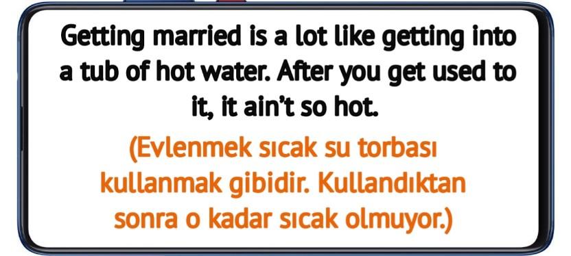 Evlenmek sıcak su torbası kullanmak gibidir. Kullandıktan sonra o kadar sıcak olmuyor. Komik Facebook Sözleri Gülme Garantili Resimli Facebook Sözleri - Komik Facebook Sözleri - Gülme Garantili Resimli Facebook Sözleri, facebook-sozleri