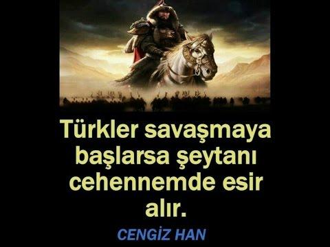 Türkler savaşmaya başlarsa şeytanı cehennemde esir alır. Cengiz Han Türk Ordusu İle İlgili Resimli Sözler - Türk Ordusu İle İlgili Resimli Sözler - Türk Ordusu İle İlgili Sözler, resimli-sozler